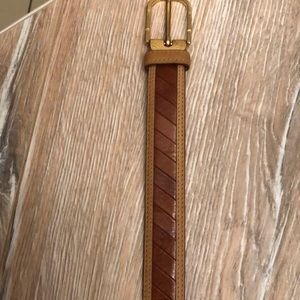 Other - ALL Leather belt